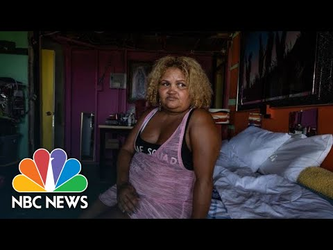 One Year After Hurricane Maria: The Struggle For Housing In Puerto Rico Continues | NBC News