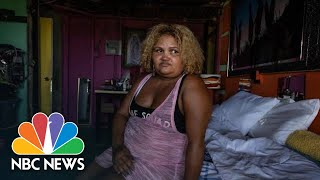 One Year After Maria: The Struggle For Housing In Vieques Continues | NBC News