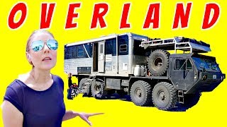 OVERLAND EXTREME 8X8 RV CONVERSION