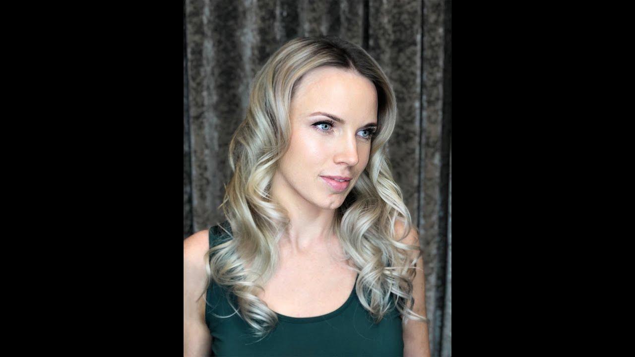Холодный пепельный блонд от Bianca Lux