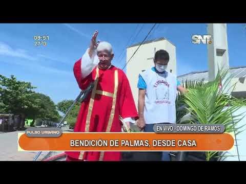Celebran misas de Domingo de Ramos pese a coronavirus