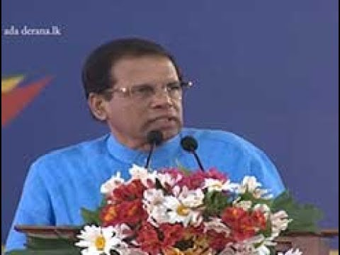 President challenges SLFP defectors to gain public favour before LG polls (English)