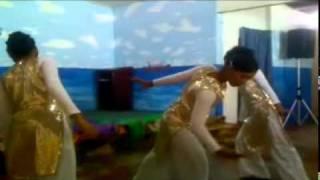 Glorificate Miel San Marcos (Danza)