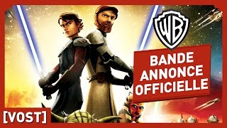 Star Wars : the Clone Wars - Saison 4 - Bande Annonce Officielle (VOST)