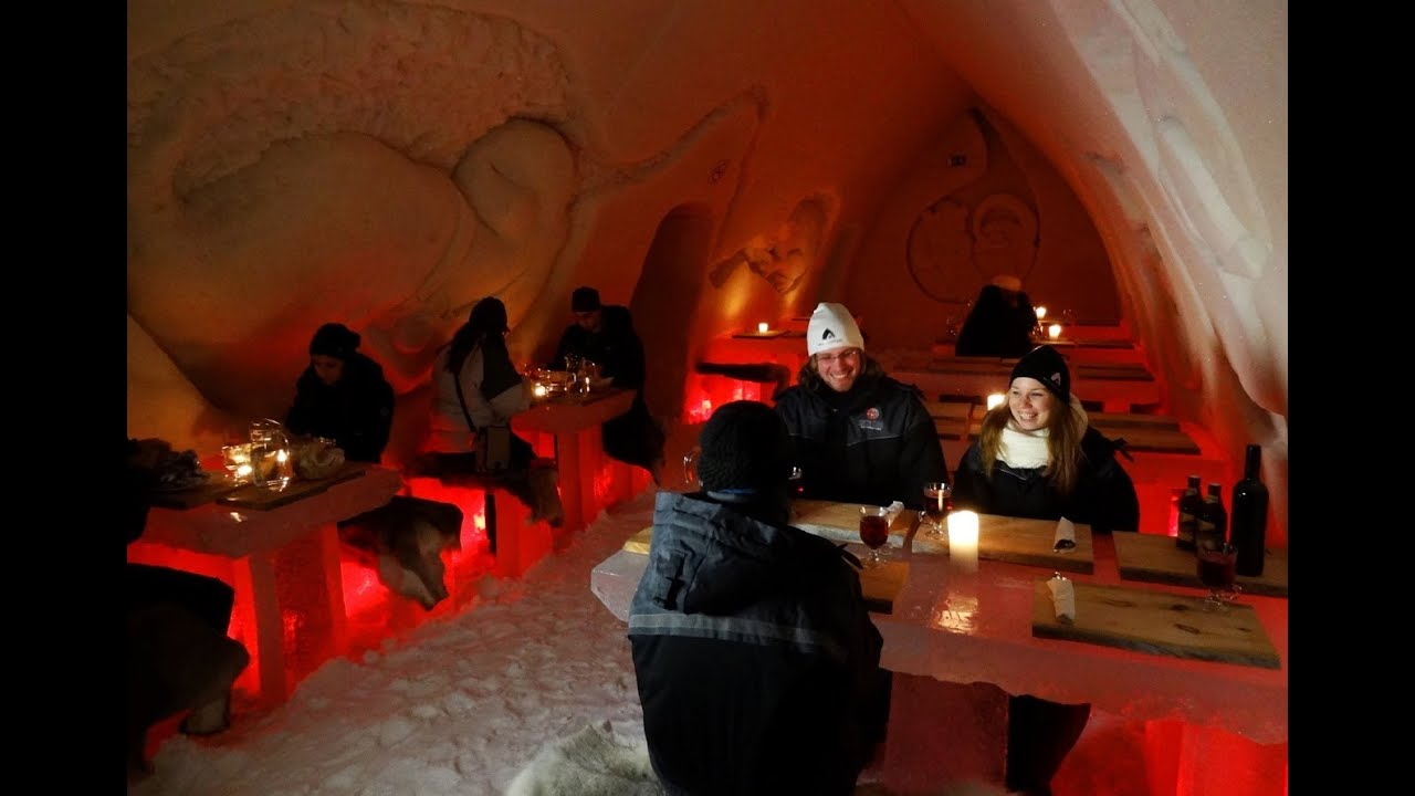 Arctic Snow Hotel In Rovaniemi Lapland Finland Icehotel Snowhotel You