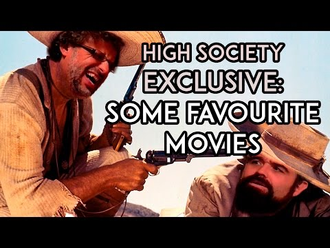 Holidays Exclusive: HIGH SOCIETY - Some of Our Favorite Movies