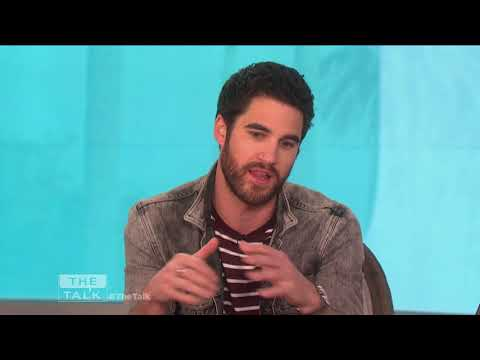 Darren Criss on The Talk (February 12, 2018)
