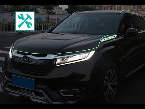 Honda UR-V / SIDE drl TURN position DYNAMIC led LIGHT installation 🛠 😎