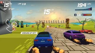 Horizon Chase Turbo 2018 / Sports Car Racing Games / PC Gameplay FHD #5