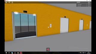 ROBLOX   31-41 Otis series M2 traction elevators @ Marriott Marquis