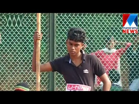 Childrens with bamboo stick for Paul vault | Manorama News
