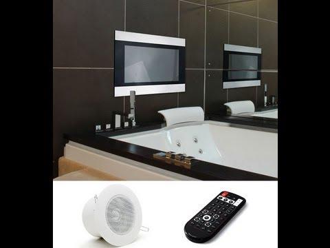 TV for Bathroom YouTube – Tv in the Bathroom