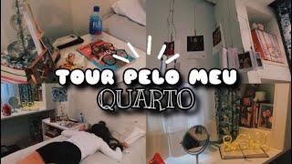 TOUR PELO MEU QUARTO