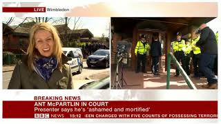 BBC News -Car Crash Live on TV