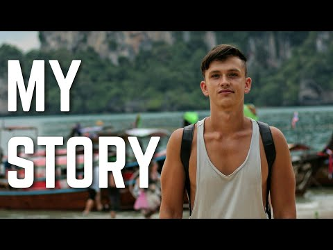 My Year 2017 / Best Year of My Life – Travel to Singapore,Ukraine,Thailand….