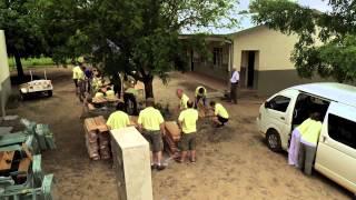 KPMG Meijburg - bezoek aan de Ezweni Primary School 2012