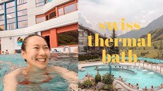 Leukerbad, Switzerland Thermal Bath