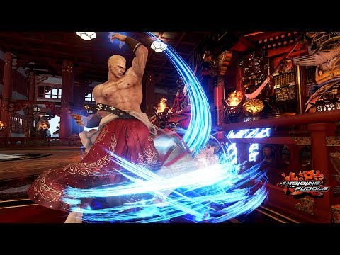 Advanced Topics in Tekken 7 - Developing Okizeme: Geese Howard at the Wall