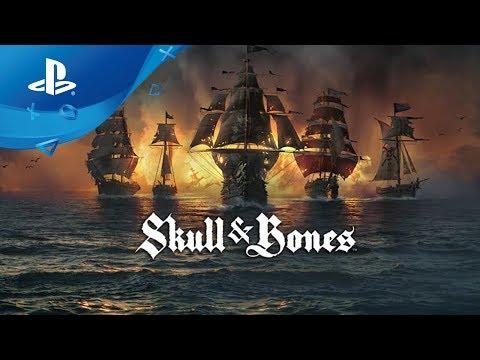 Skull & Bones – Gameplay Trailer [PS4] E3 2018