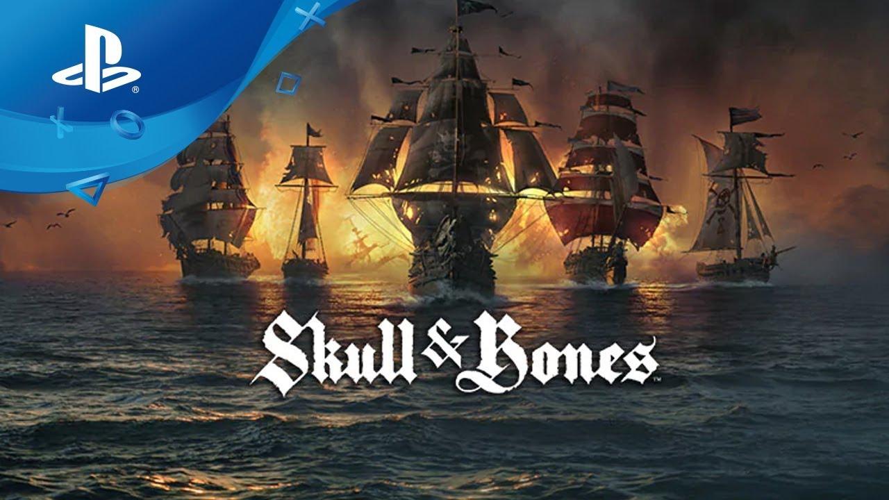 Skull And Bones Spiel