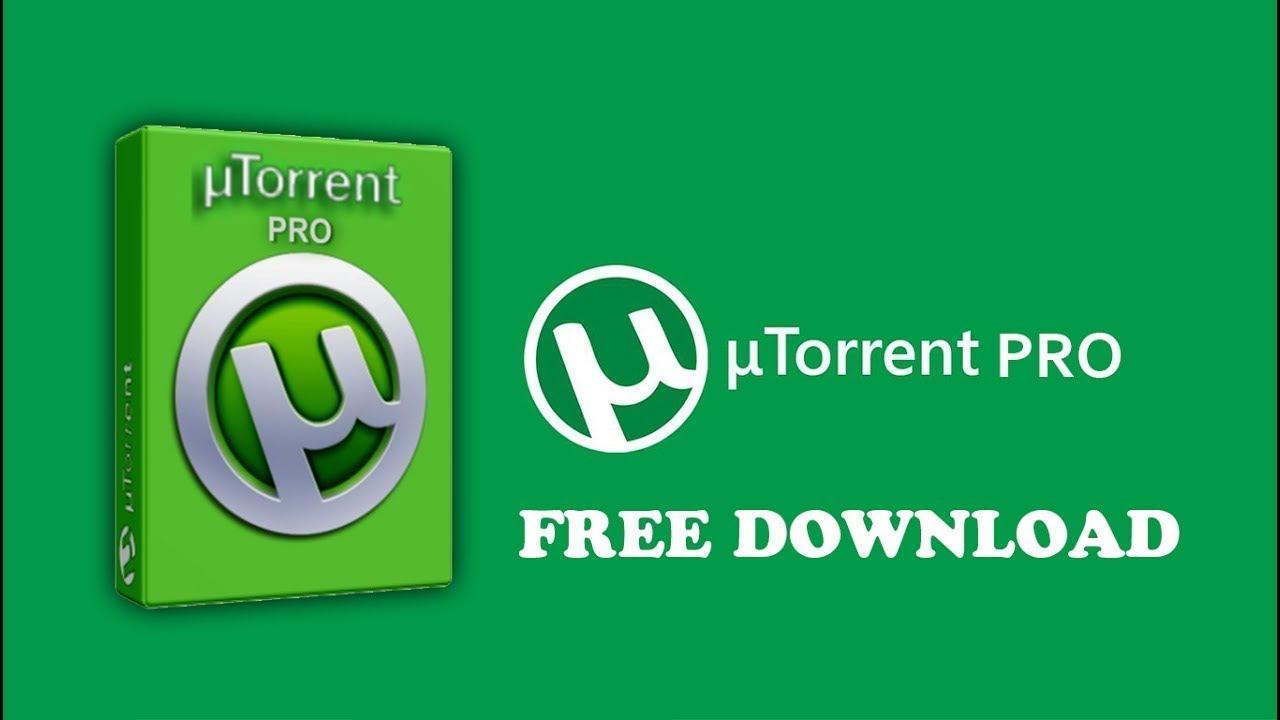 utorrent pro for pc crack