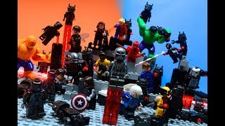 Lego Avengers - the Final Stand (PART 1/2) FINALE