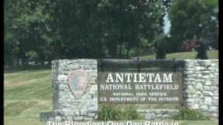 Antietam National Battlefield, Sharpsburg, MD, US - Part 1