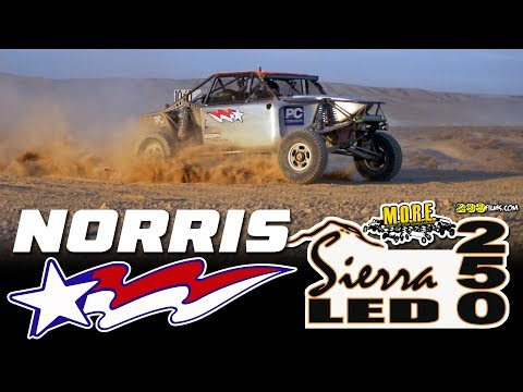 Norris Racing 2018 MORE Sierra LED 250