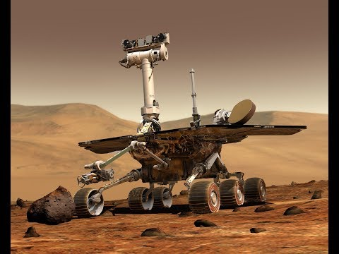 Mars Opportunity Rover Marks 15-Year Anniversary on Mars with Future Uncertain