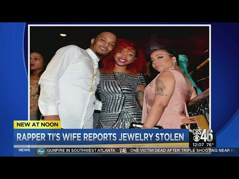 Kydd Joe - Tiny Harris says $750k worth of jewelry stolen from Lamborghini