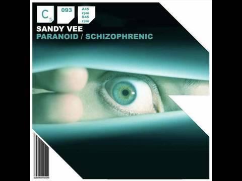 Sandy Vee - Paranoid / Schizophrenia