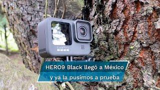 La nueva GoPro tiene doble cámara a color, lentes extraíbles y sirve como webcam. La cámara de acción ahora puede usarse para la aventura y para transmisiones en streaming