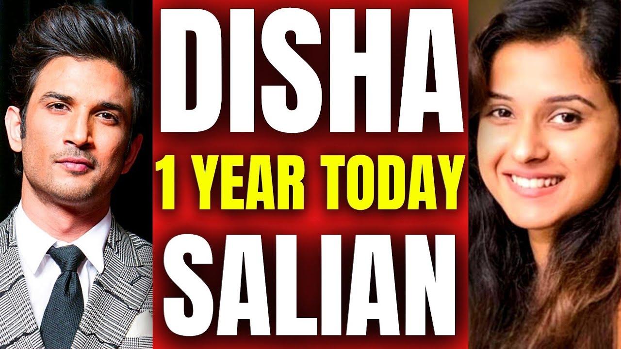 Disha Salian Today 1 Year | SSR | Dubai Tamizhan