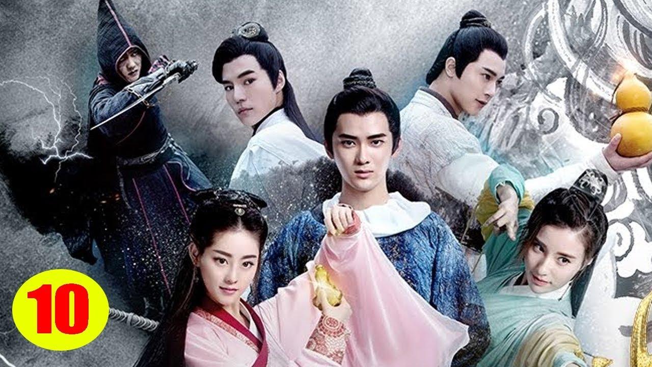 หนังใหม่ 2019 | พู่กันเทพสยบมาร - ตอนที่ 10 | ละครจีน 2019 - ซับไทย