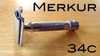 Merkur 34C HD Safety Razor Review