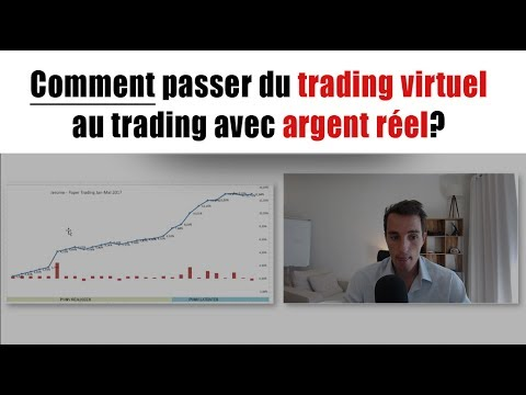 comment passer du trading virtuel au trading r el avec j r me de cor e swing trader lsl youtube. Black Bedroom Furniture Sets. Home Design Ideas