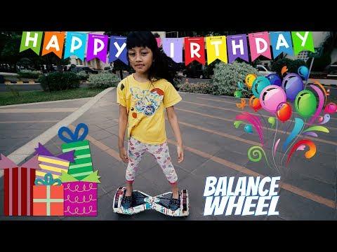 Hadiah Ulang Tahun Mecca ke 7 Balance Wheel Smartwheel Hoverboard