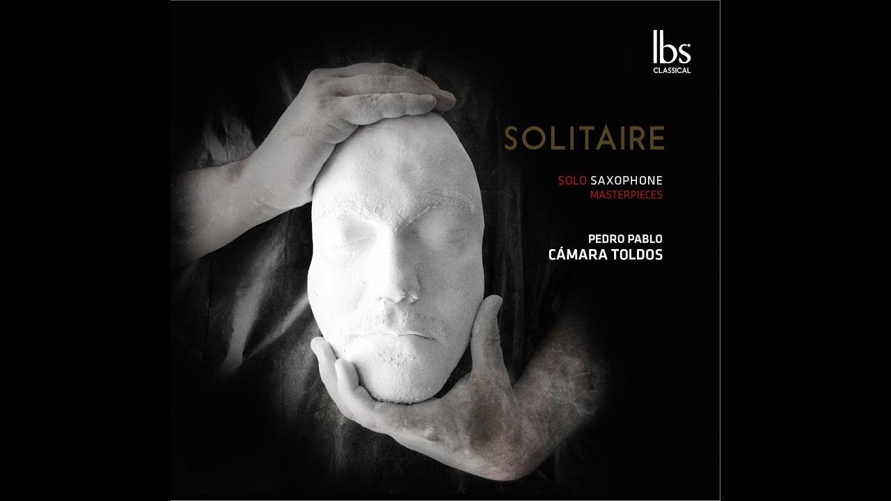 CD Solitaire - Pedro Pablo Cámara/IBS Classical (Teaser)