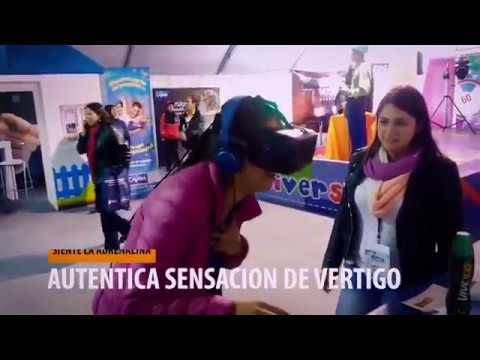 Montaña Rusa Realidad Virtual Marketing Interactivo - RollerCoaster