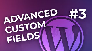 видео Плагин Advanced Custom Fields (ACF) для WordPress: возможности и установка