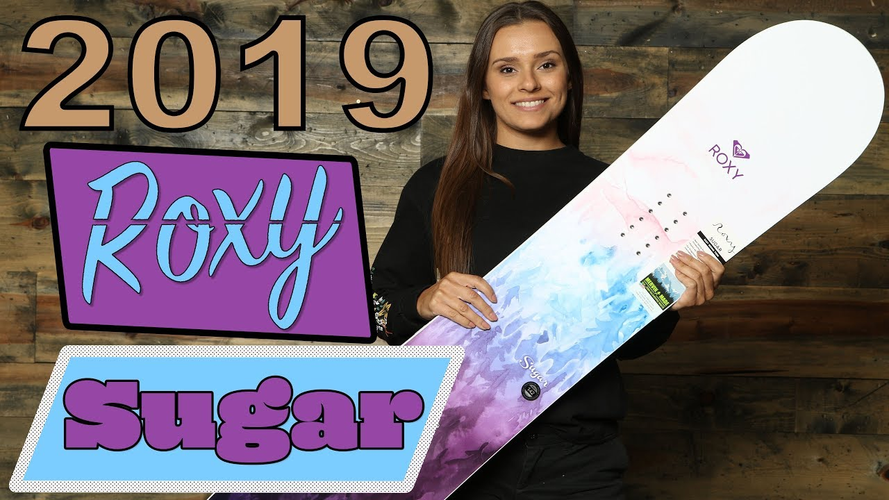 7a0731cc0910 2019 Roxy Sugar Women s Snowboard Review - YouTube