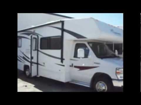 Used Class C Motorhome Florida 2012 Coachmen Freelander