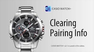 ECB-500 Clearing Pairing Info