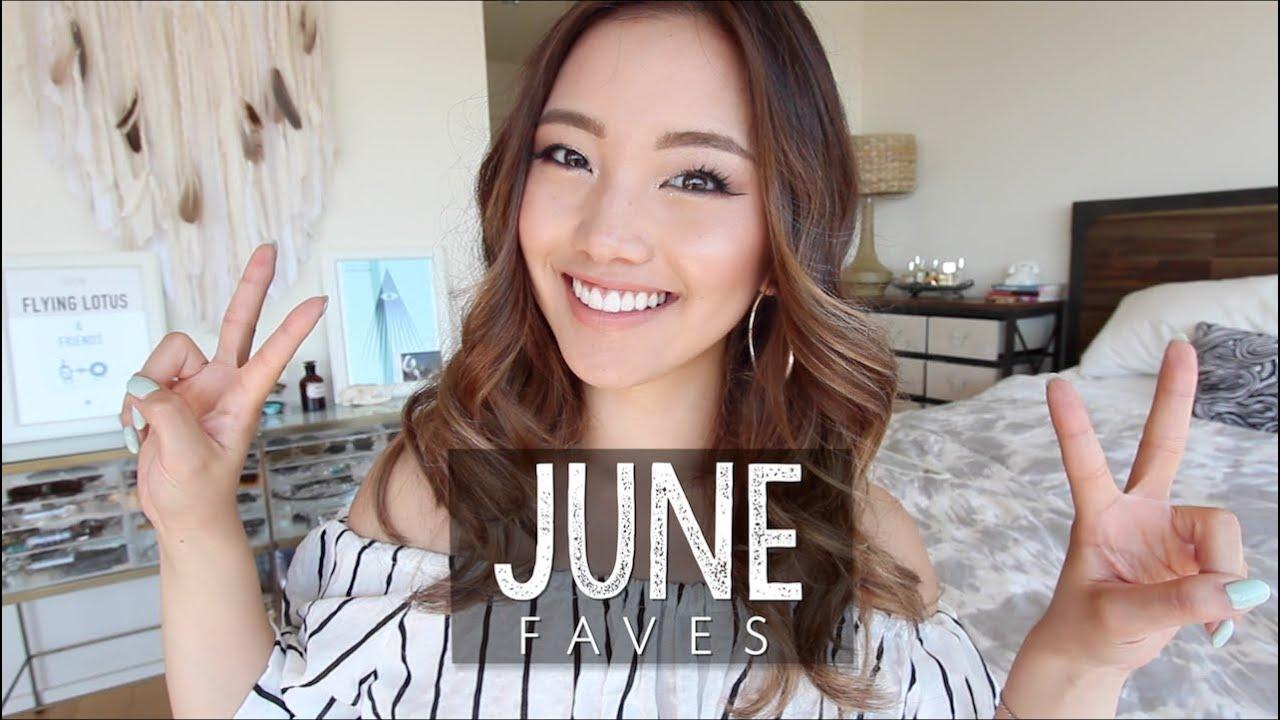June Favorites 2015 Youtube