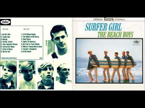 The Beach Boy - Surfer Girl (1963) - Revisionist version