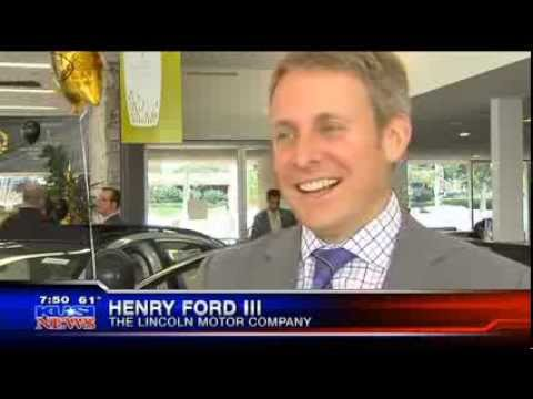 Henry Ford III Interview 6 10 13