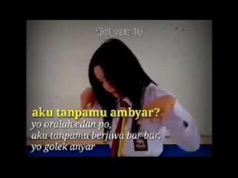 Edan Po Wong Ayu Ambyar Story Wa Youtube
