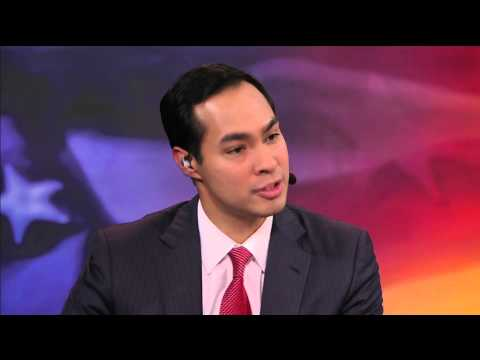 San Antonio Mayor Julian Castro Talks With PBS NewsHour