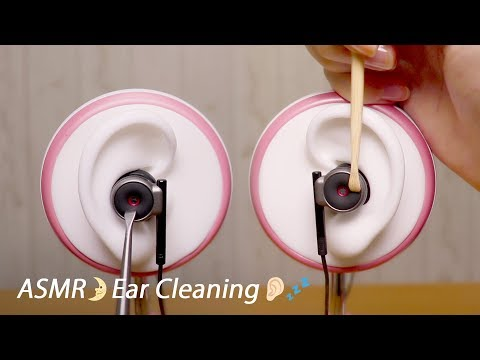 [ASMR] Ear Cleaning / No Talking