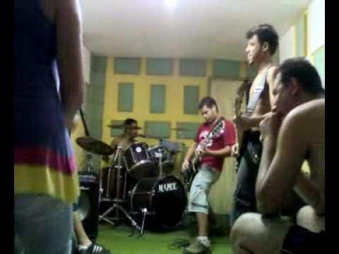CxMx - Amigos (Cover Flicts - Fast Version - Ensaio - 10.04.2009)